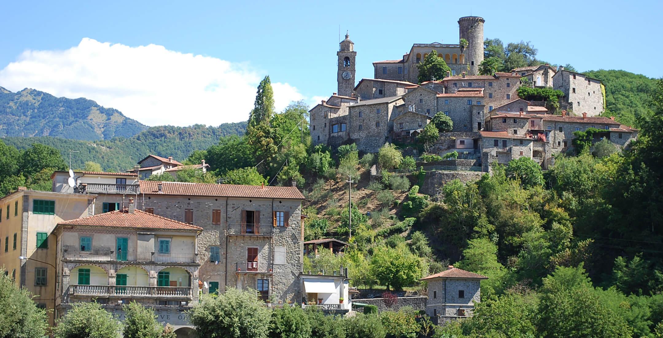 Borgo di Bagnone