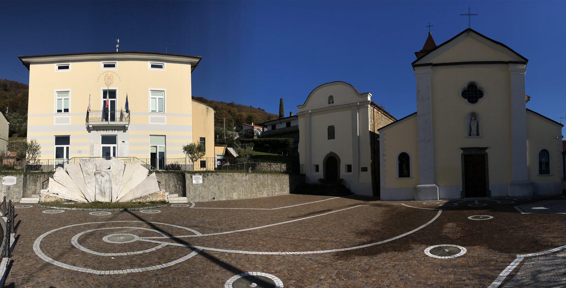 Centro storico di Podenzana