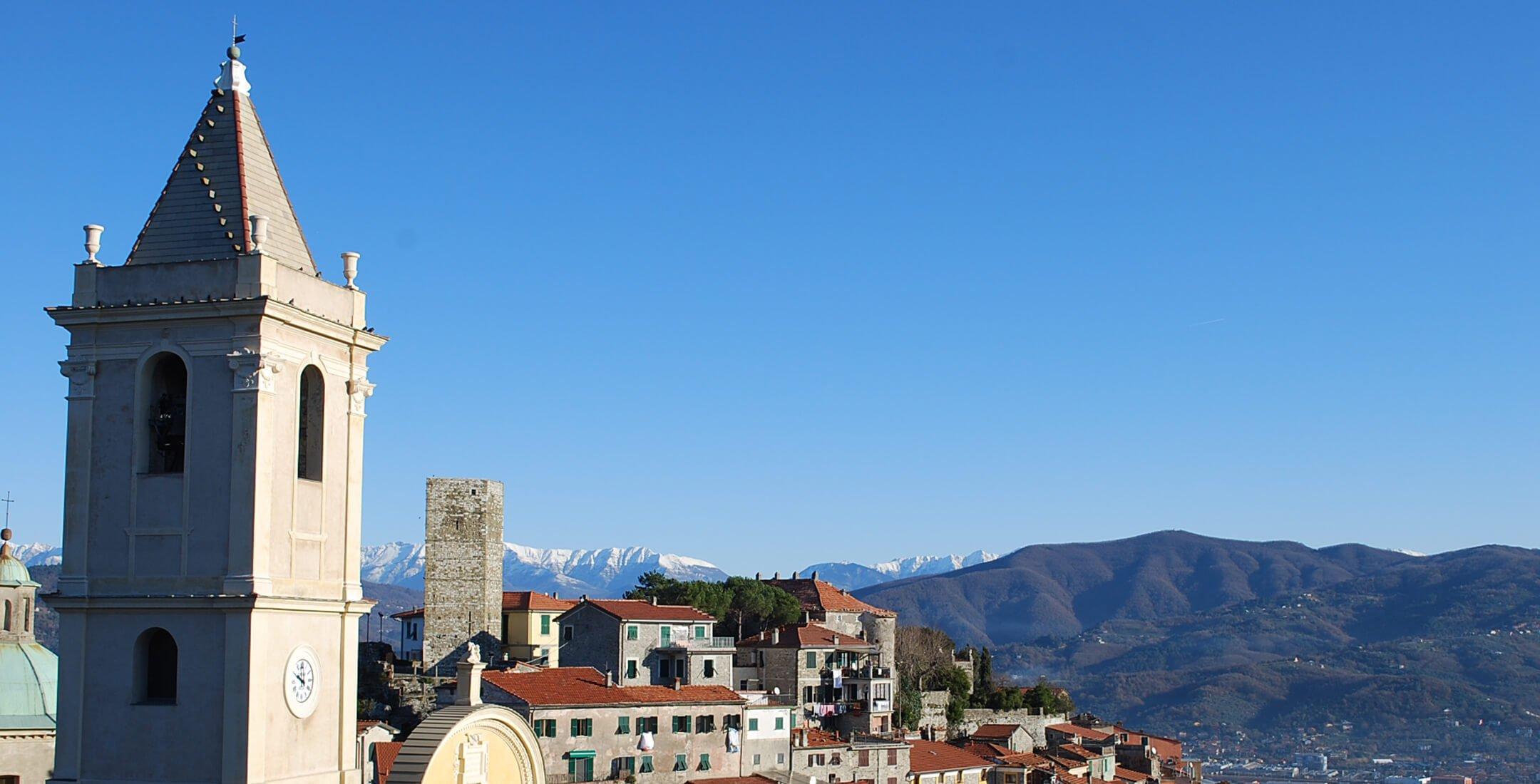 Borgo di Vezzano Ligure