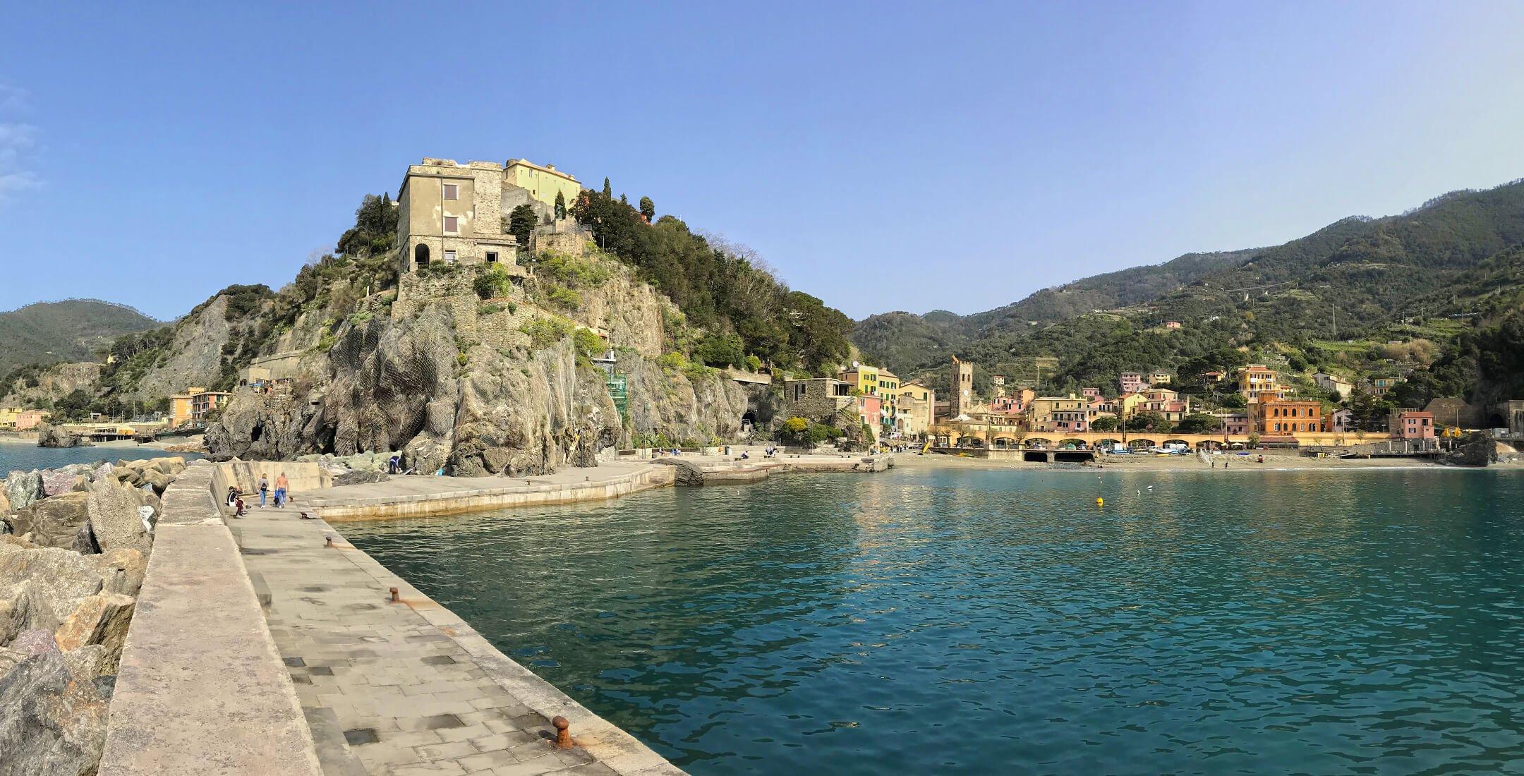 Darsena di Monterosso al Mare