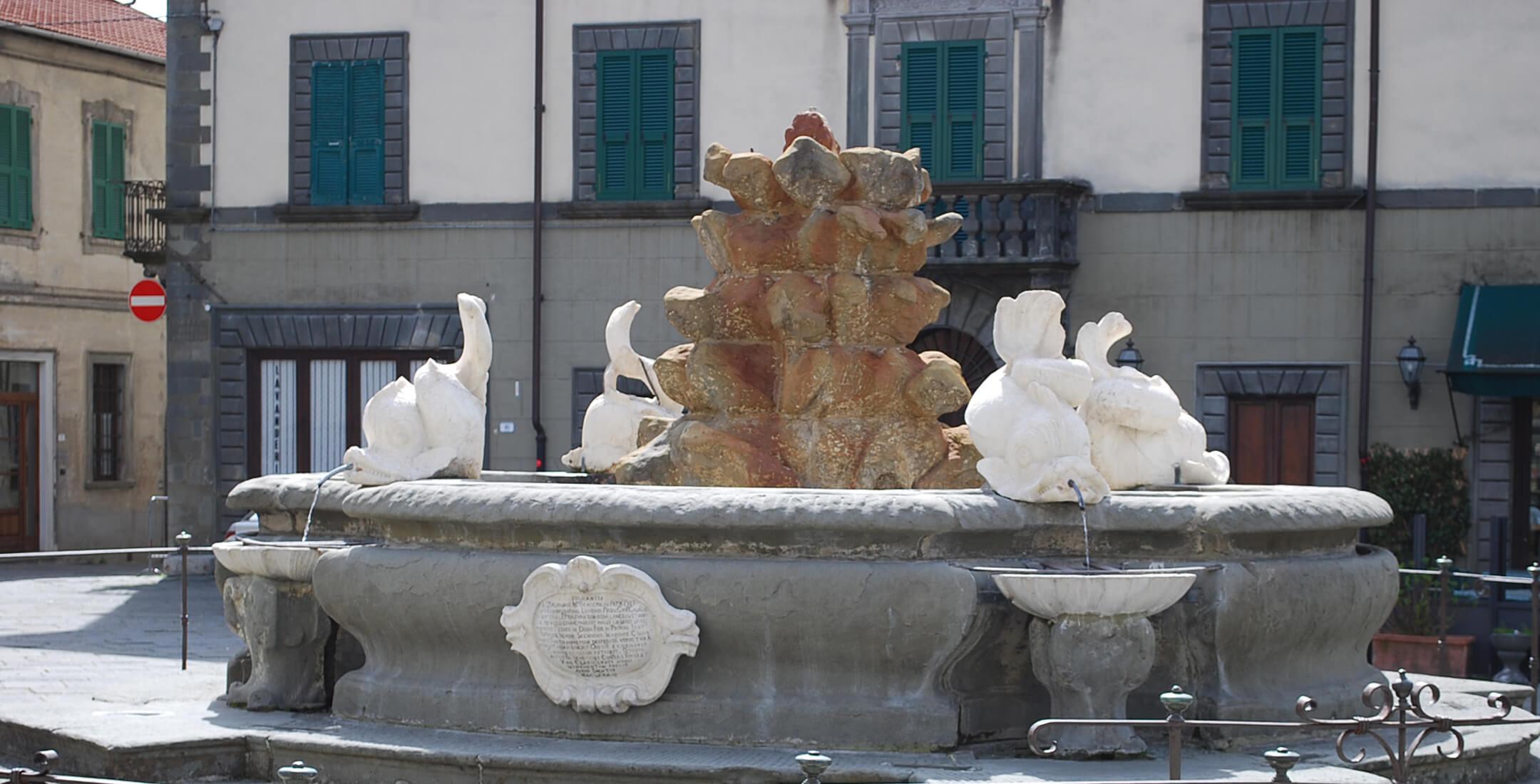 Fontana Medicea a Fivizzano