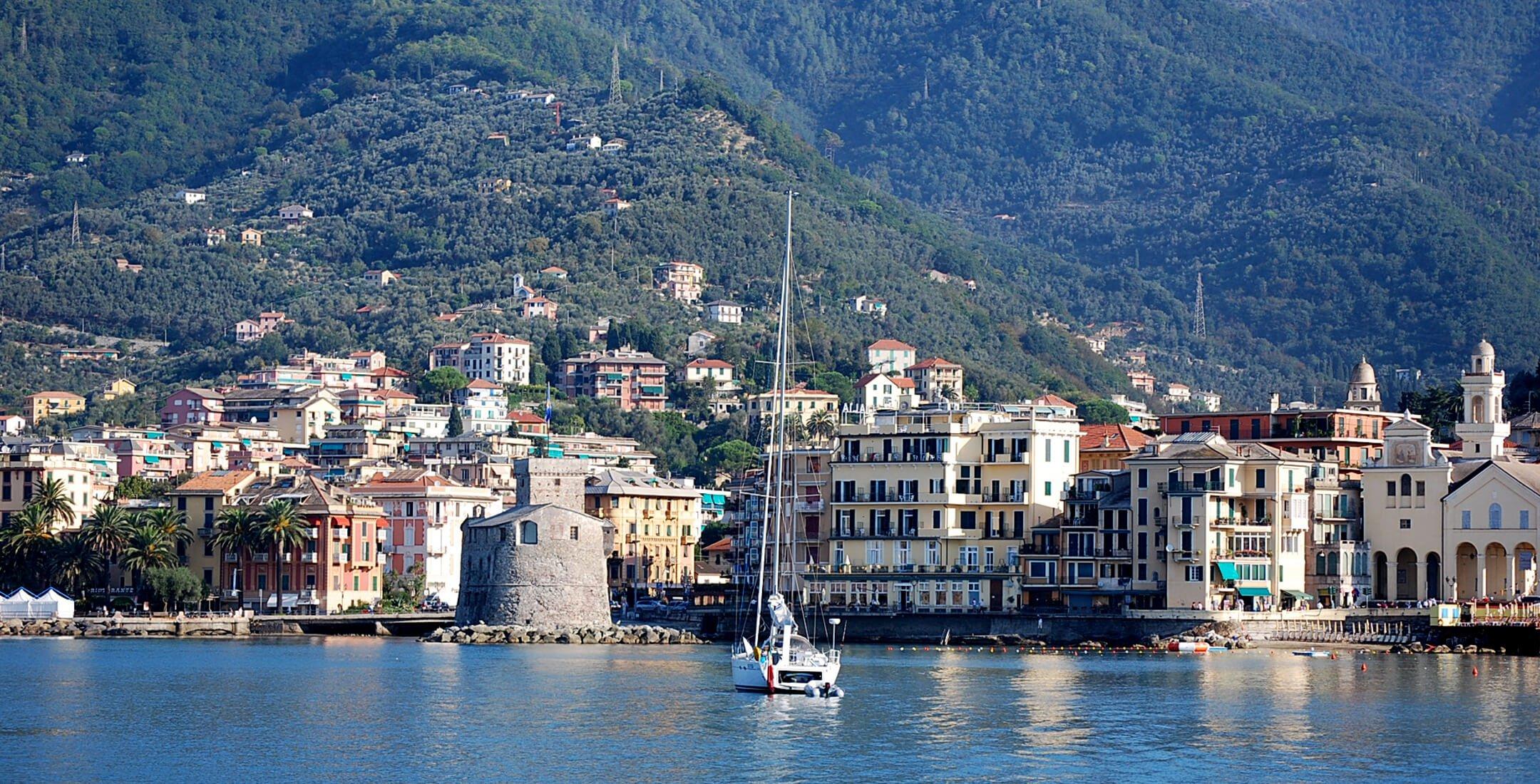 Lungomare di Rapallo