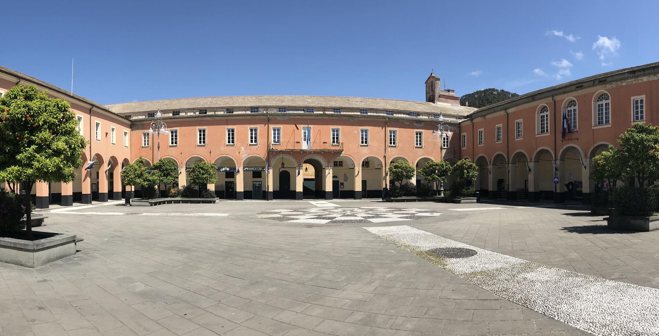 Piazza Cavour (Centro Storico)
