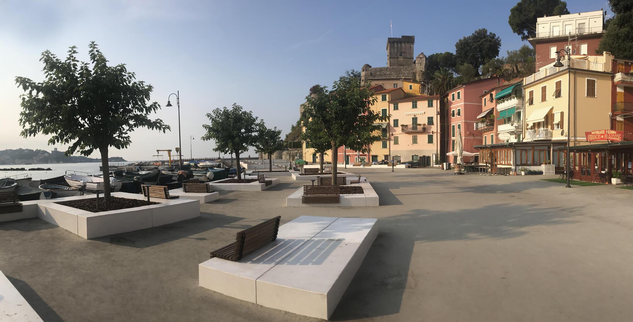 Piazza Garibaldi Santerenzo