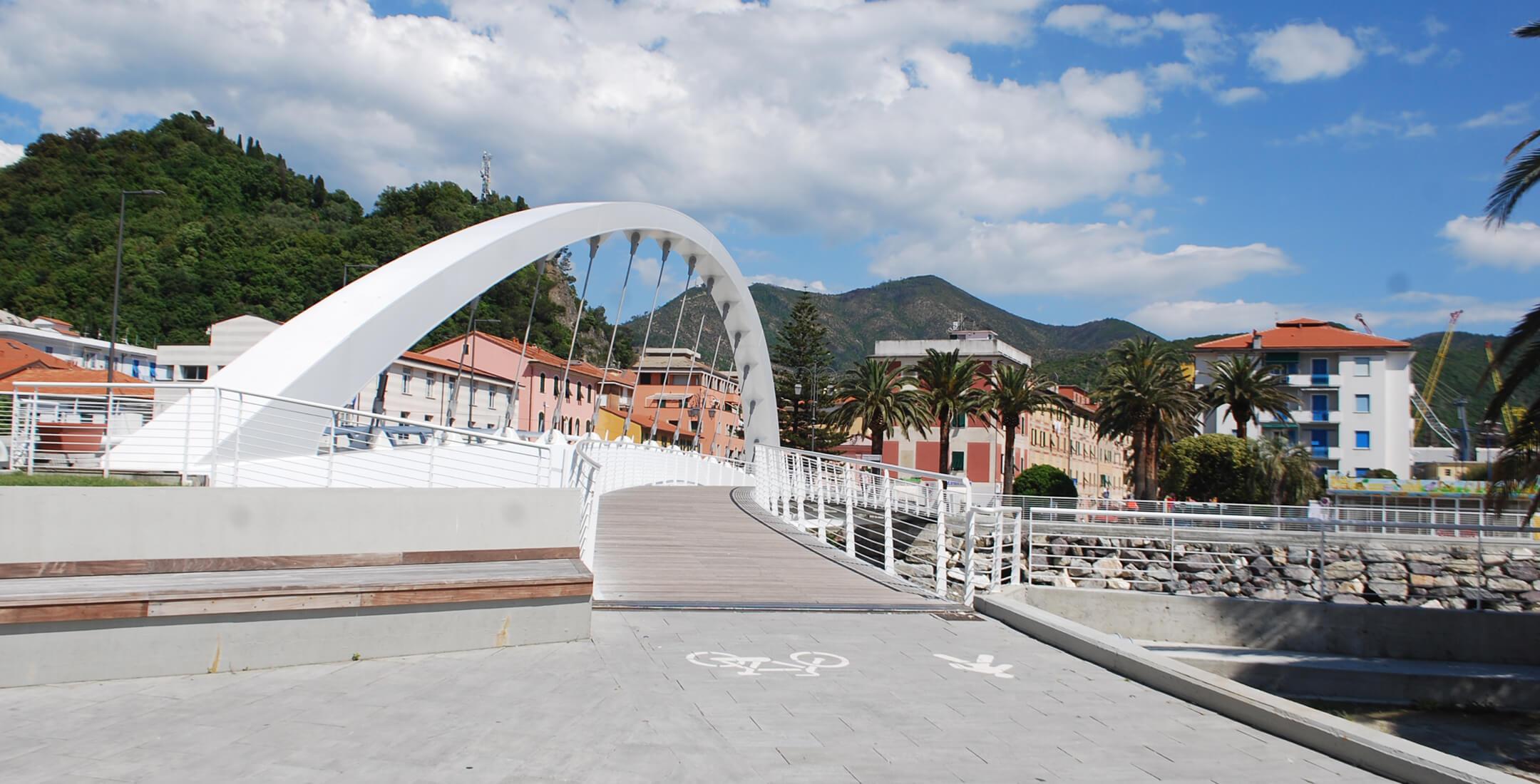 Ponte Nuovo di Riva Trigoso