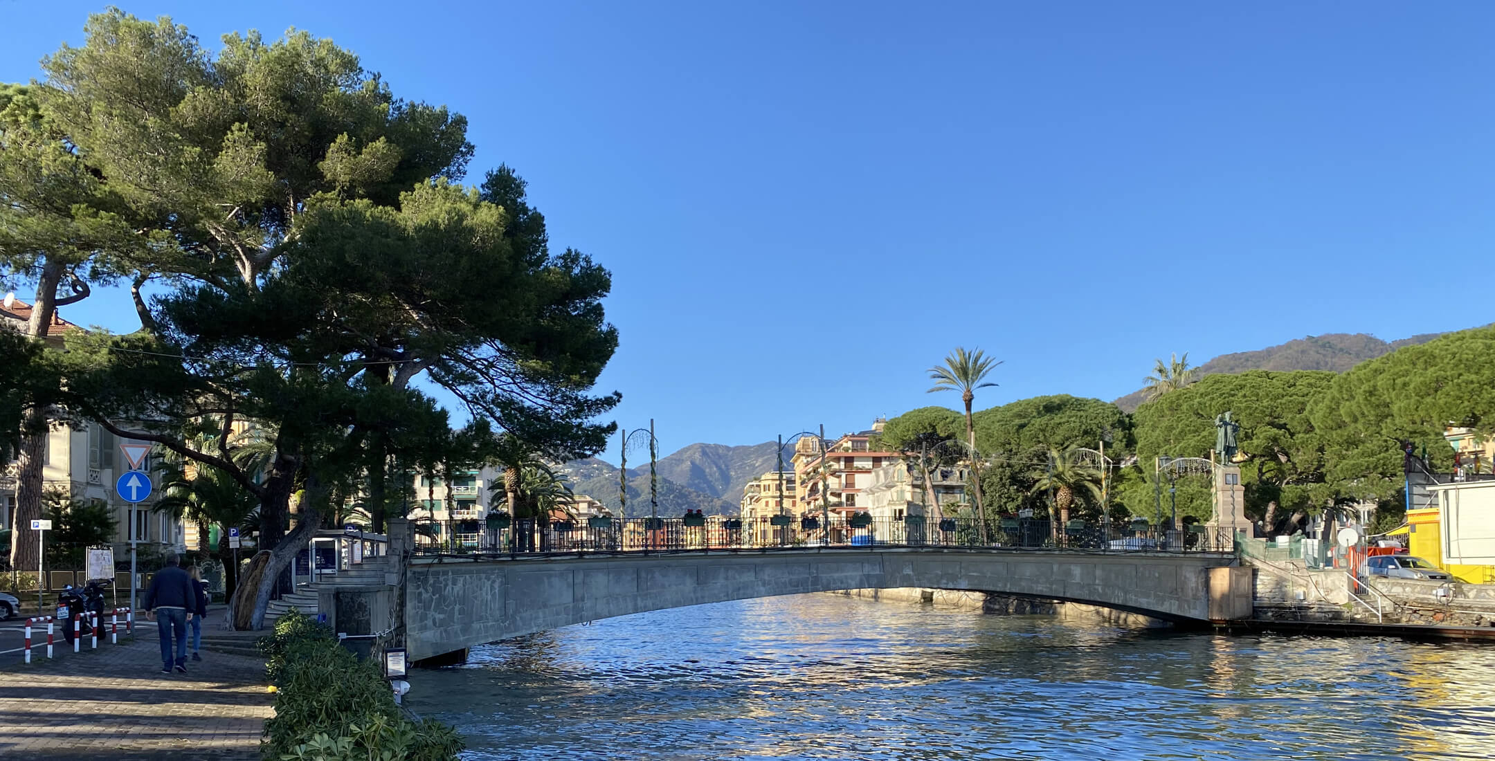 Torrente Boate Rapallo