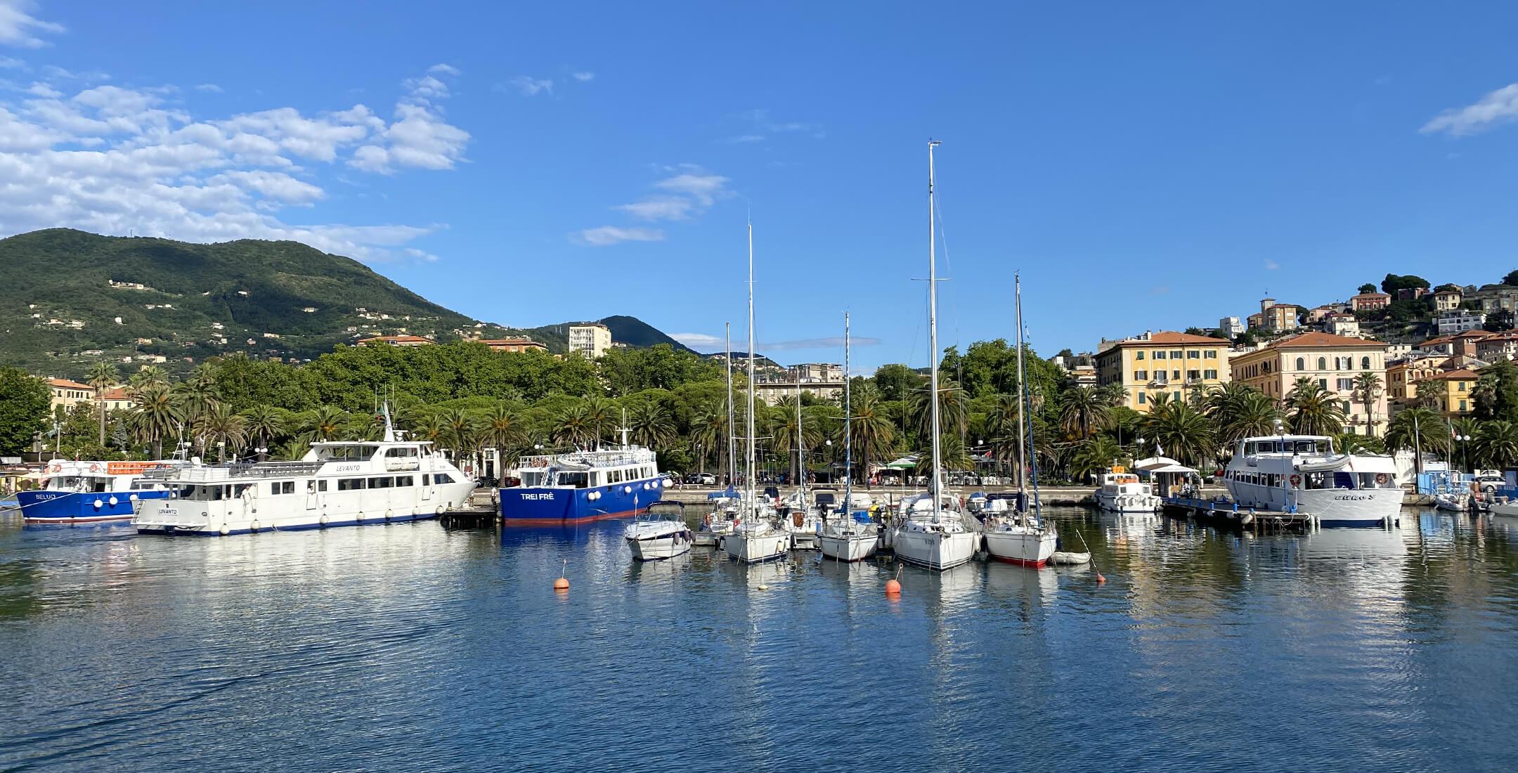 Traghetti La Spezia