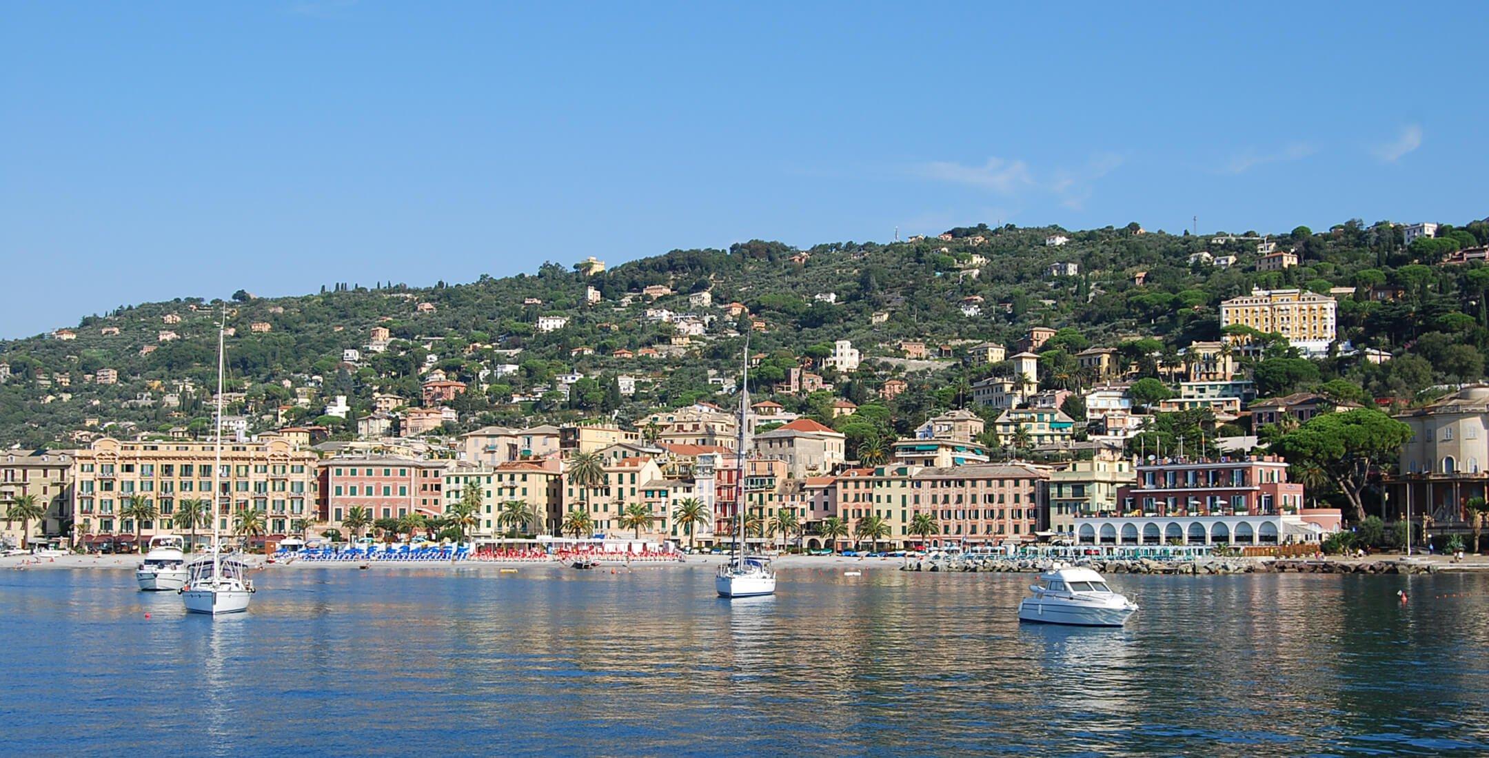 Waterfront di Santa Margherita Ligure