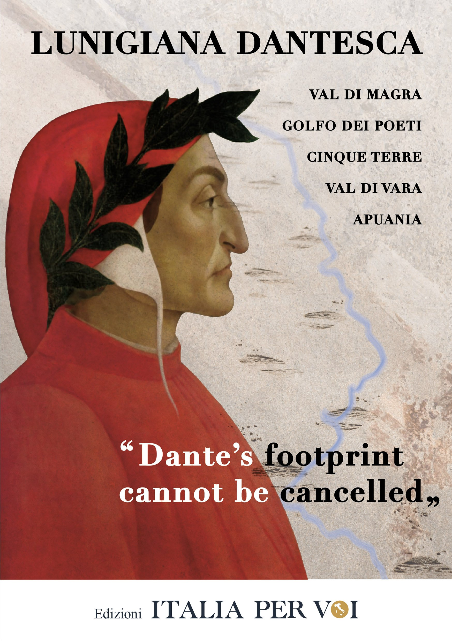 Dante's footprint cannot be cancelled cover