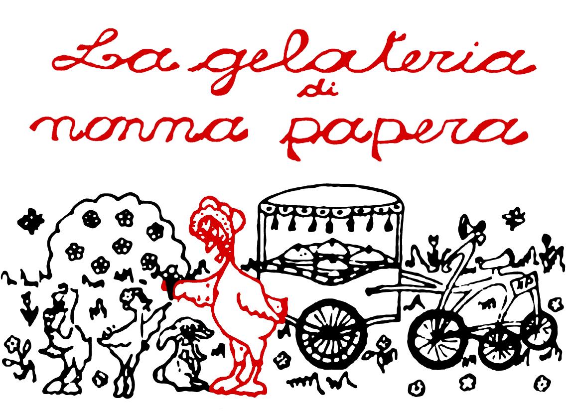 La Gelateria di Nonna Papera logo